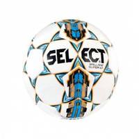 Мяч сувенирный SELECT BRILLANT SUPER mini (47 cm) (172), бел/син