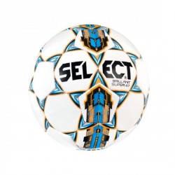 Мяч сувенирный SELECT BRILLANT SUPER mini (47 cm) (172), бел/син, фото 2