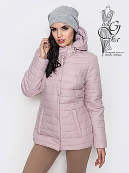 Женская демисезонная куртка больших размеров Айсель-1