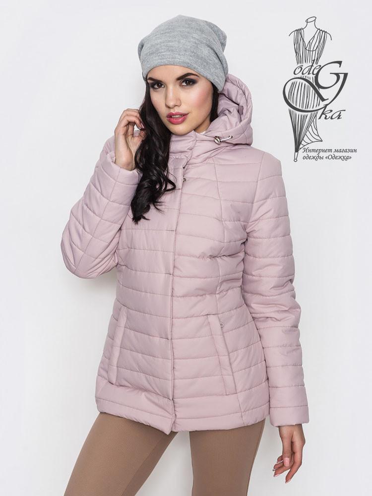 0b7e9566600 Женская демисезонная куртка больших размеров Айсель-1  продажа
