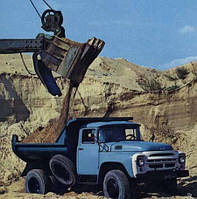 Песок строительный (горный) 5 м/куб (автомобиль ЗИЛ)