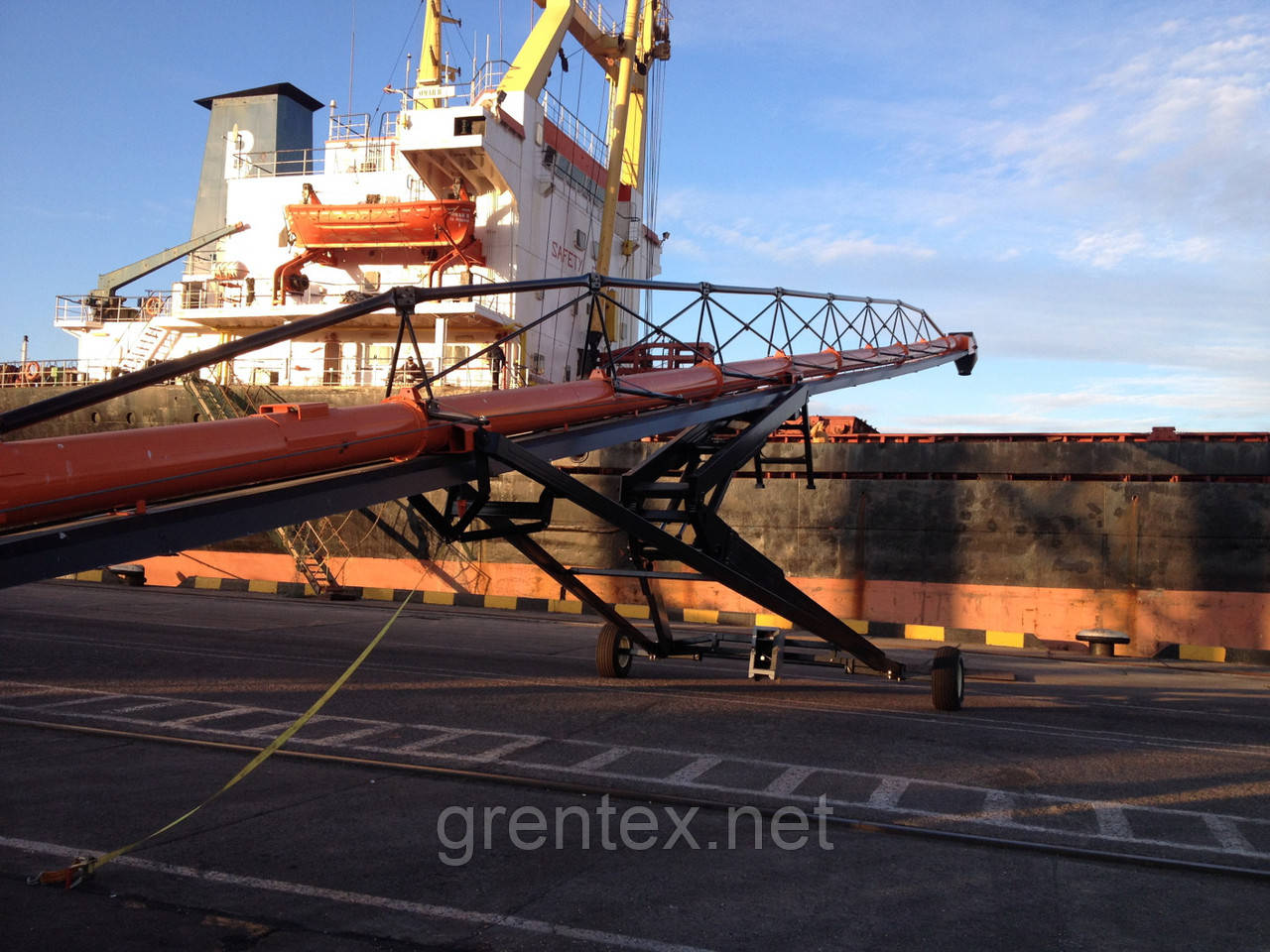 Мобильные ленточные транспортеры бу транспортер конвейер