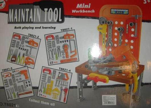 Набор инструментов Т 8021-4