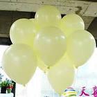 Кульки з гелієм 30 див. салатові, фото 3