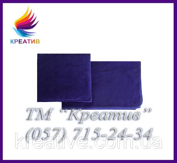 Плед-подушка из флиса. Трансформер с возможностью брендирования (от 50 шт.)
