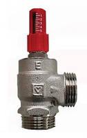 HERZ 4004 DN20 перепускной клапан угловой