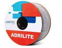 Капельная лента Adrilite (Адрилайт) 6 милс, 30 см, 1,4 л/ч, 3000 м бухта, Adritec Иордания