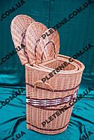 Набор корзин из лозы