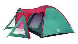 Палатка туристическая BESTWAY 68011 для 3 человек