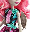 Кукла Monster High Рошель Гойл (Rochelle Goyle) Вечеринка Монстров Монстер Хай Школа монстров, фото 4