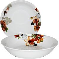 Тарелка суповая 7,5` Азалия SNT 050-15-08