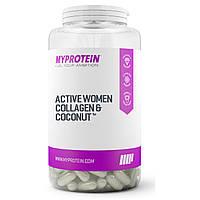 Active Women Collagen & Coconut 180caps