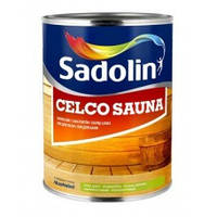 Лак для саун SADOLIN CELCO SAUNA