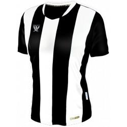 Футболка футбольная Swift PESCADO CoolTech (бело/черная)