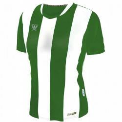 Футболка футбольная Swift PESCADO CoolTech (зелено/белая), фото 2