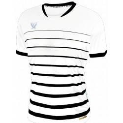 Футболка футбольная Swift FINT CoolTech (бело/черная), фото 2