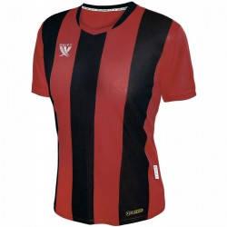 Футболка футбольная Swift PESCADO CoolTech (красно/черная), фото 2