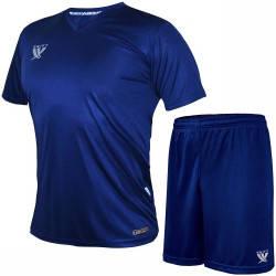 Форма футбольная Swift VITTORIA CoolTech (синяя), фото 2