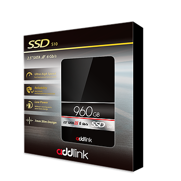 "SSD 960Gb 2,5 "" SATA III 6Gb/s AddLink (R:540, W :460)"