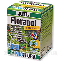 Ґрунтове добриво JBL Florapol 350 гр
