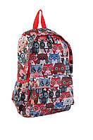 553809 Рюкзак підлітковий ST-15 Owls, 40*26.5*13