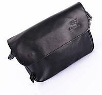 Стильная небольшая сумка. Размер: 22*16*6 см.Черная.