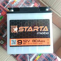 Аккумулятор Starta 12v 9a/h Украина