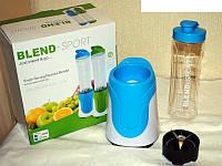 Персональный блендер Personal Blender с двумя чашами – Blend Sport