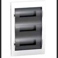 Щит пластиковый встраиваемый с дымчатой дверцой на 36 модулей IP40 Schneider Electric Easy9 EZ9E312S2F