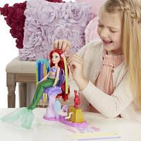 Disney Princess Набор Ариэль в салоне Королевских лент