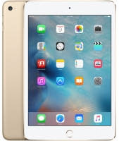 Apple iPad Mini 4 32GB Wi-Fi LTE Gold