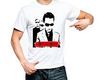 """Футболка""""Depeche Mode"""""""