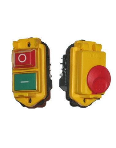 Кнопка запуску до бетонозмішувачів AgriMotor 130,155,190 ( DKLD DZ-6 )