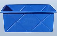 Контейнер пластиковый 350 л промышленный