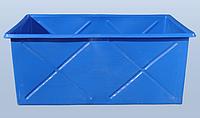 Контейнер пластиковый 500 л промышленный