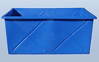 Контейнер пластиковый 1000 л промышленный