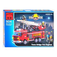 "Конструктор типа лего ""Пожарная охрана"", ТМ BRICK, 904"
