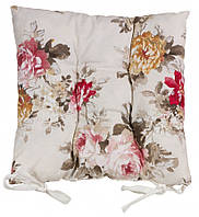 "Подушка на стул ""Цветущий сад"""