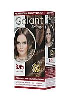 Стойкая крем-краска для волос GALANT IMAGE 3.45 Шоколадно-Каштановый
