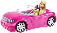 Набор Кабриолет и Барби- Barbie Glam Cabrio und Puppe