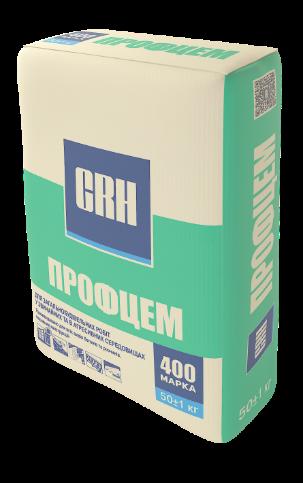 Цемент ПРОФЦЕМ, ССШПЦ 400-Д-60 (25кг),CRH Україна