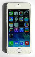 Мобильный телефон  IPhone 5S White (ОЗУ 2Гб, 4Гб, 2 ЯДРА, 8Мп), фото 1