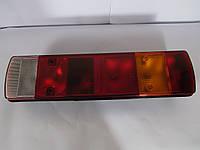 Фонарь задний Volvo, Scania (93-02) 0093L90 EMR (7 секций)