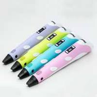 Ручка 3D Pen для детей и взрослых 3D-G2