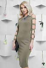 Платье молодёжное XS-M размеры SV 5927, фото 3