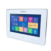 "Tantos Stark (White) 9"" hands free monitor multy function"