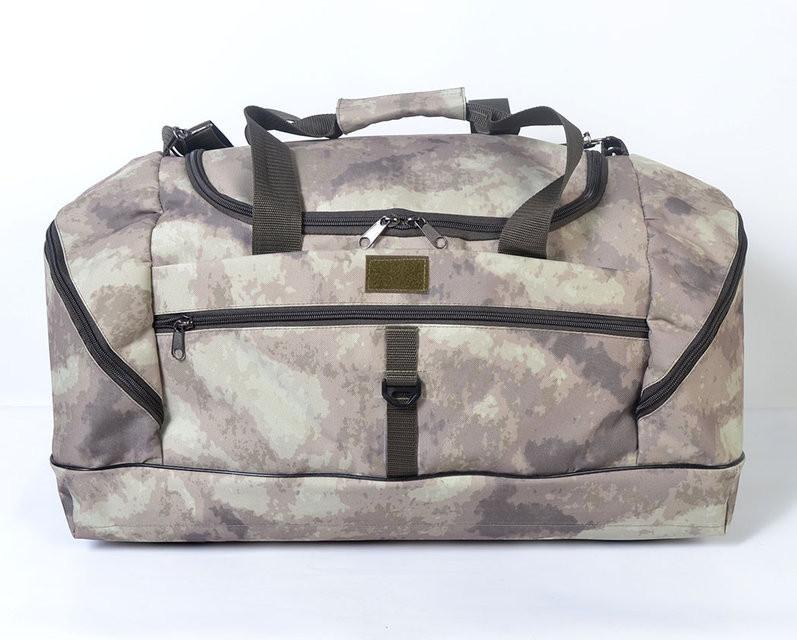 Камуфльована  дорожня  сумка  на 45 л