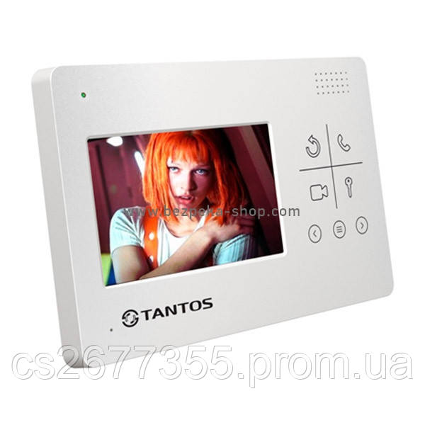 "Tantos Lilu lux 4,3"" hands free monitor simple"