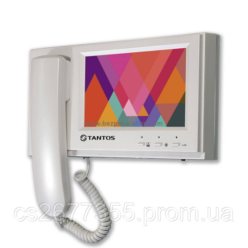 "Tantos Loki 7"" handset monitor simple function"
