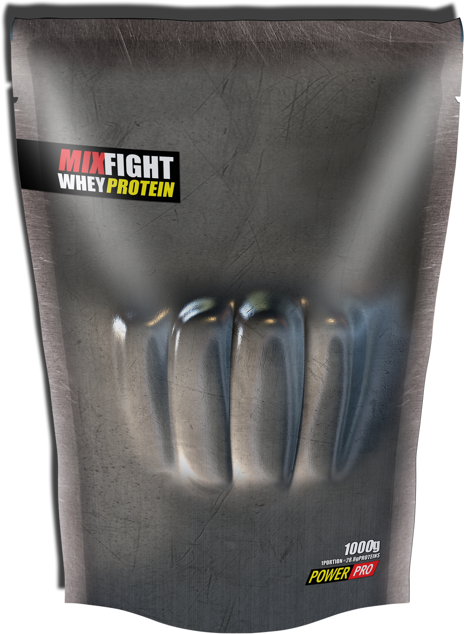 Power Pro Mix Fight 1000 g